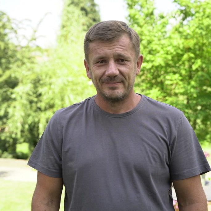 Unser Mitarbeiter Andrej Necaev