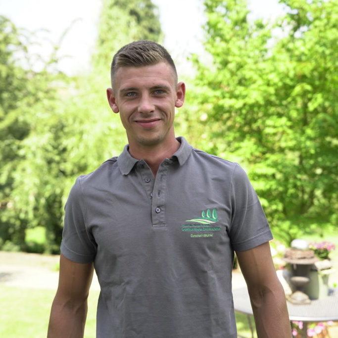Unser Mitarbeiter Bastian Wühle