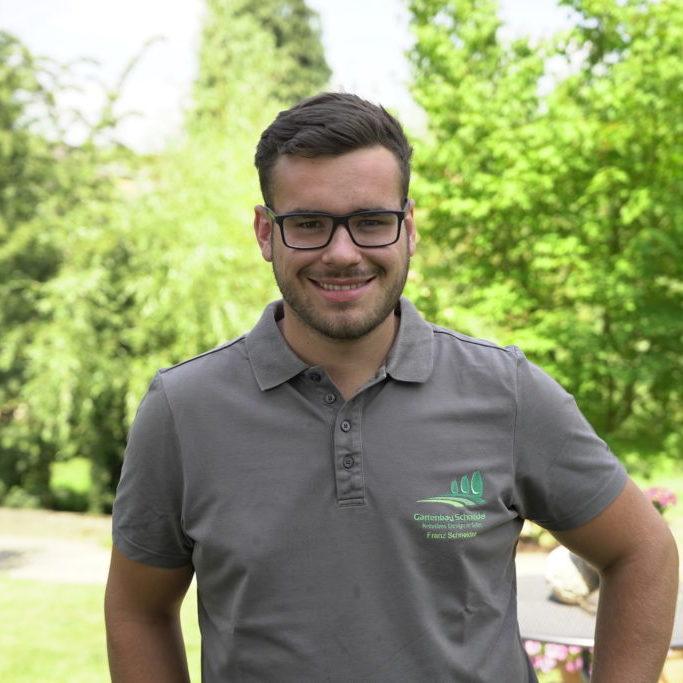 Unser Mitarbeiter Franz Schneider